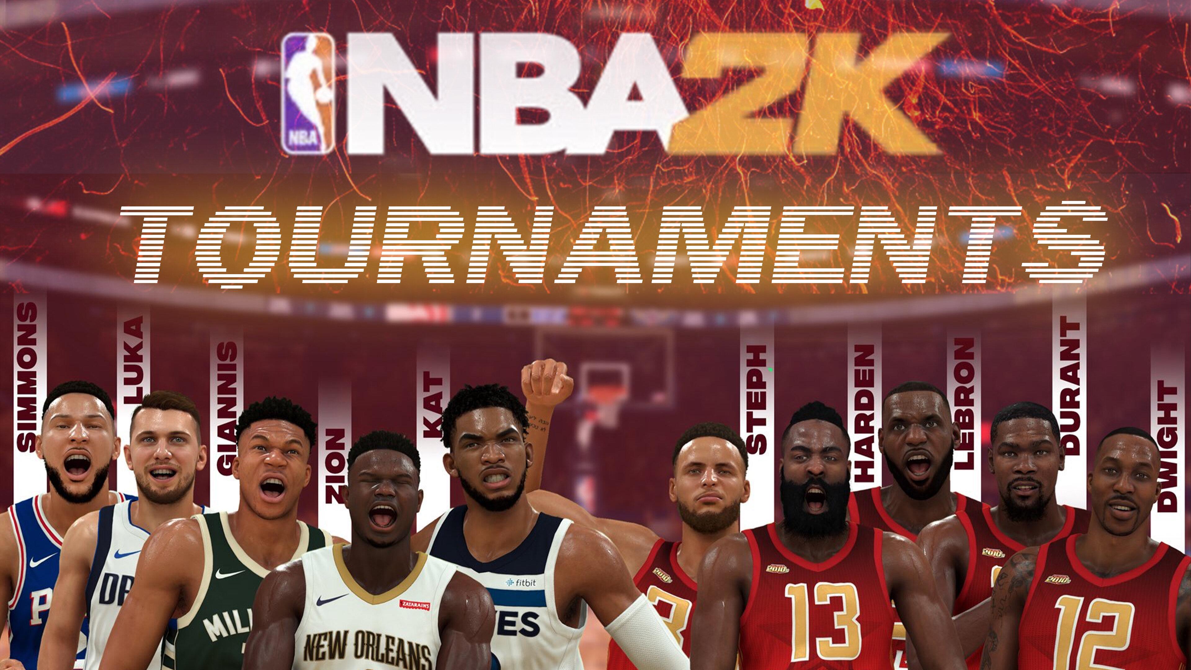 NBA 2K Tournaments