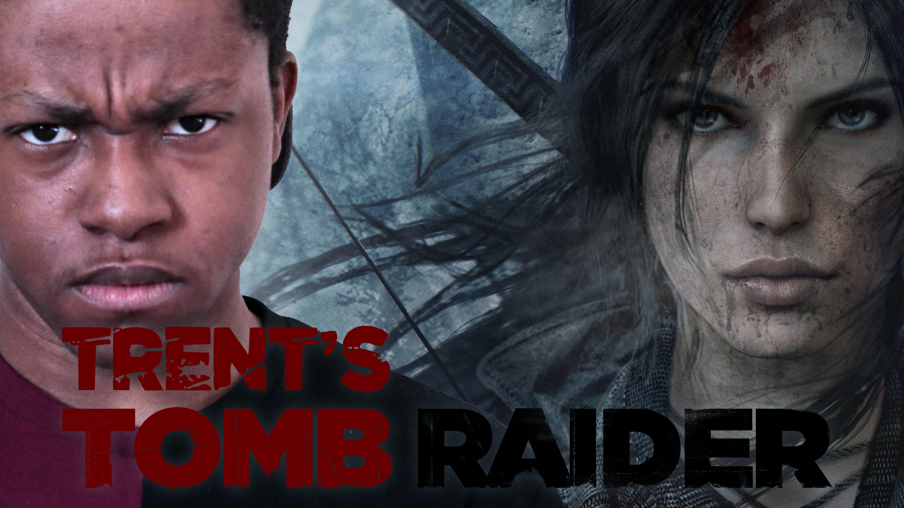 Trent's Tomb Raider