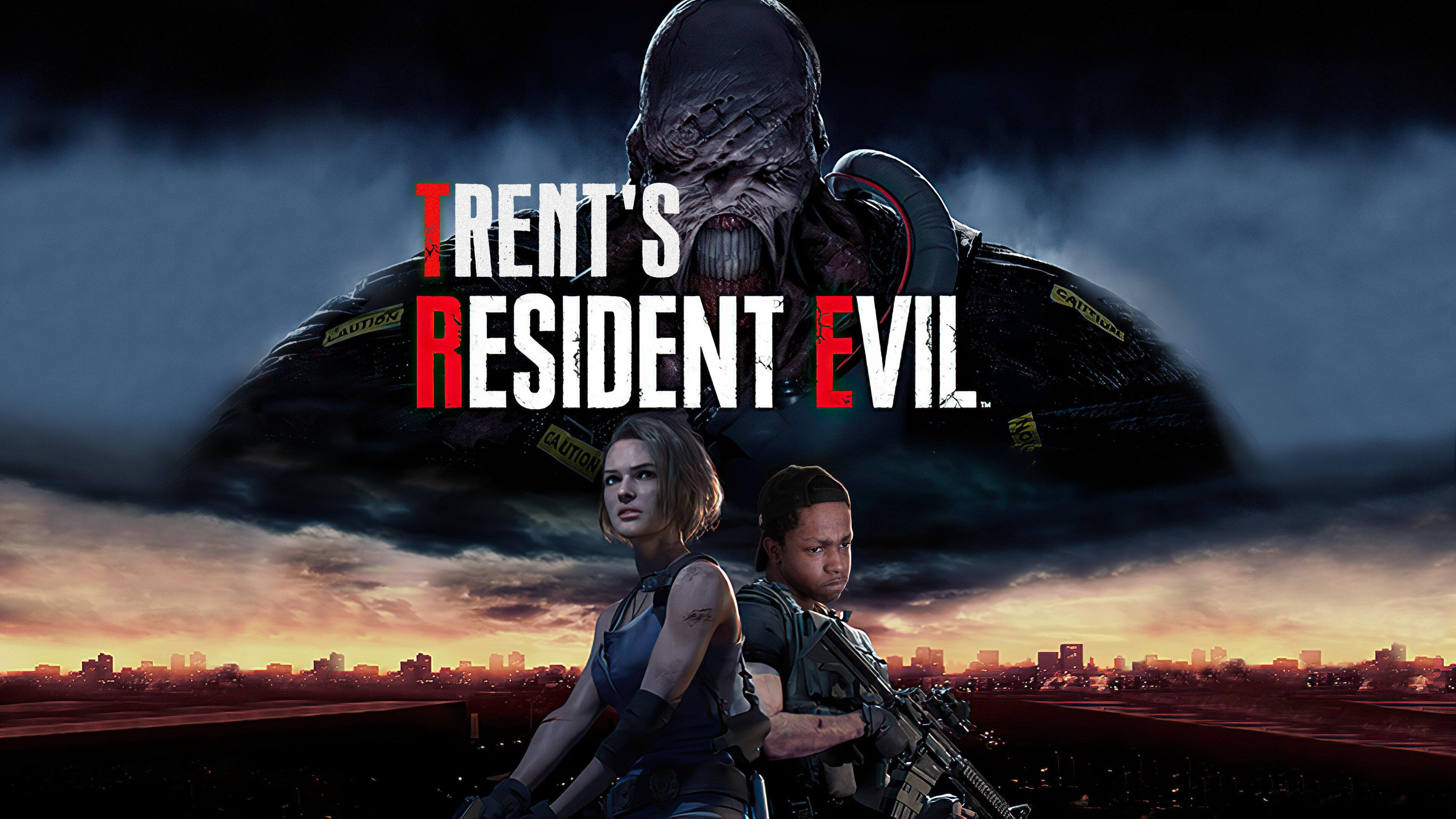 Trent's Resident Evil