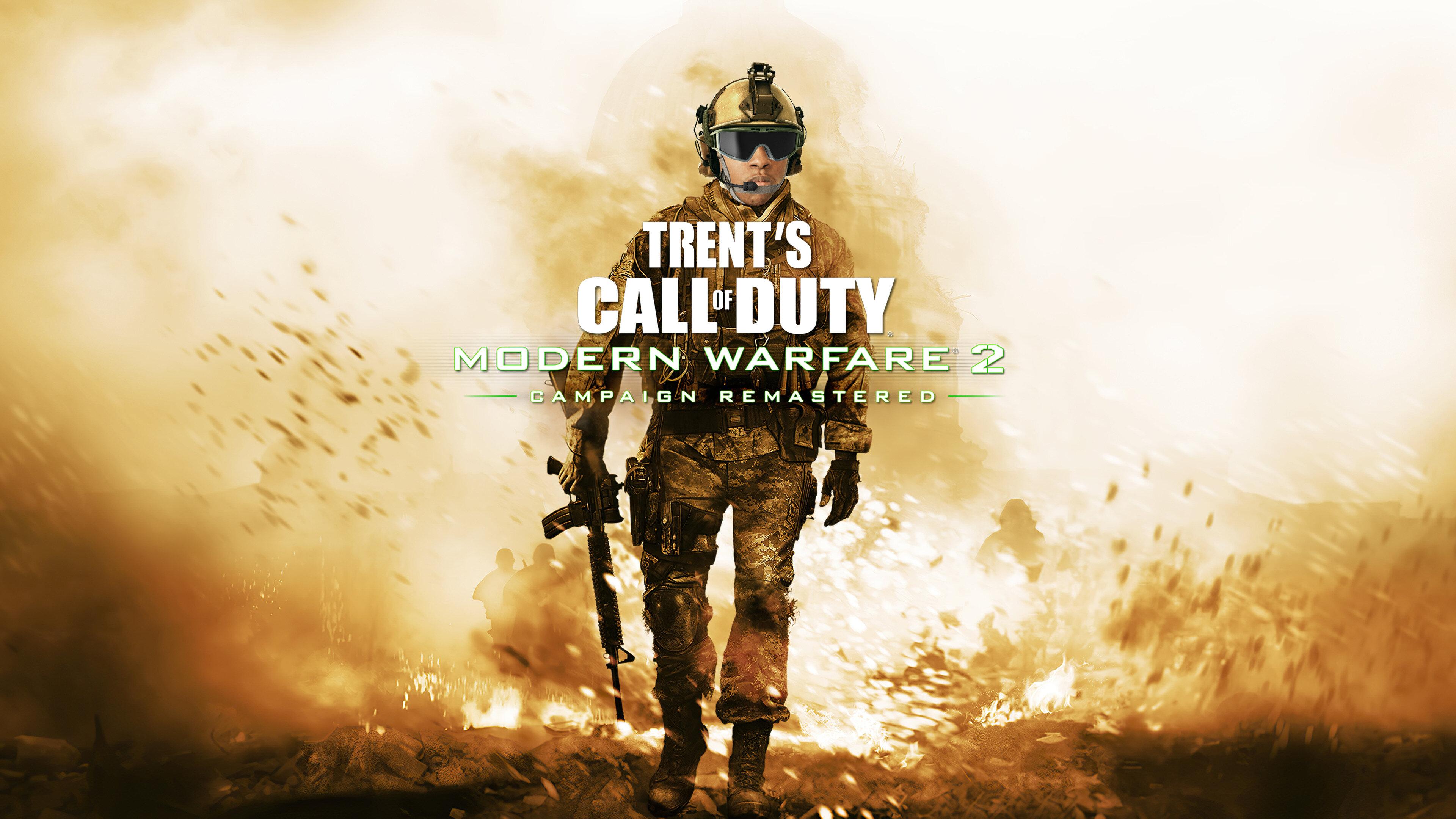 Trent's Modern Warfare 2 Remastered Campaign