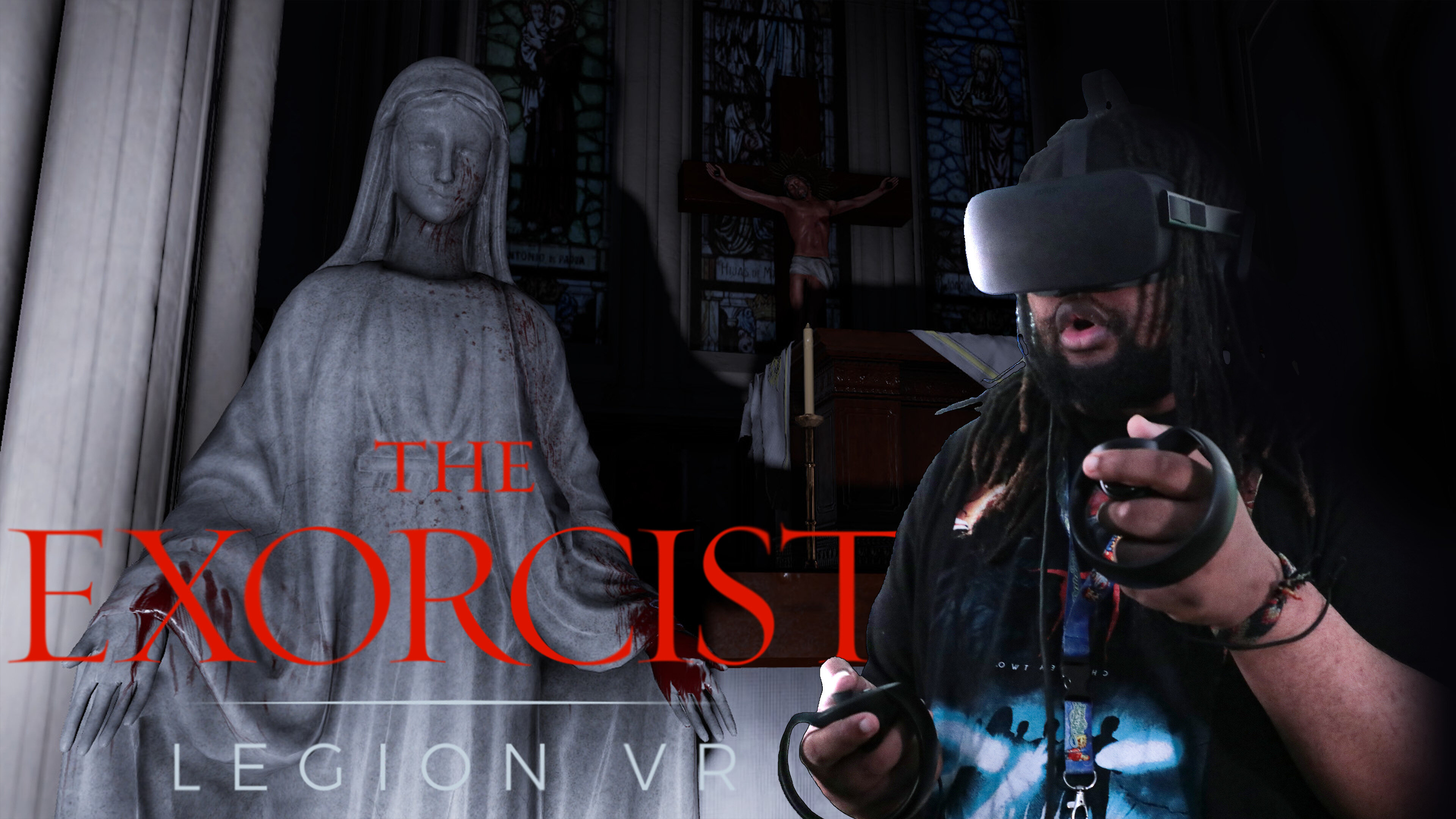 Flam's VR The Exorcist