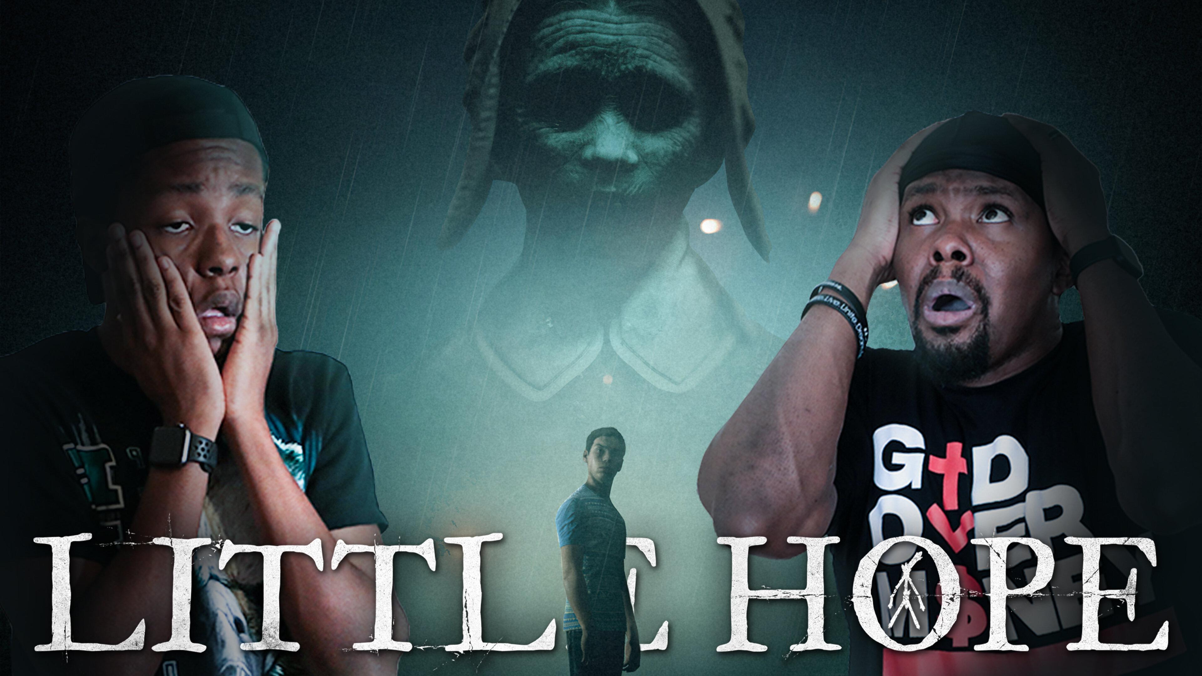 Trent + Dion's Little Hope Walkthrough