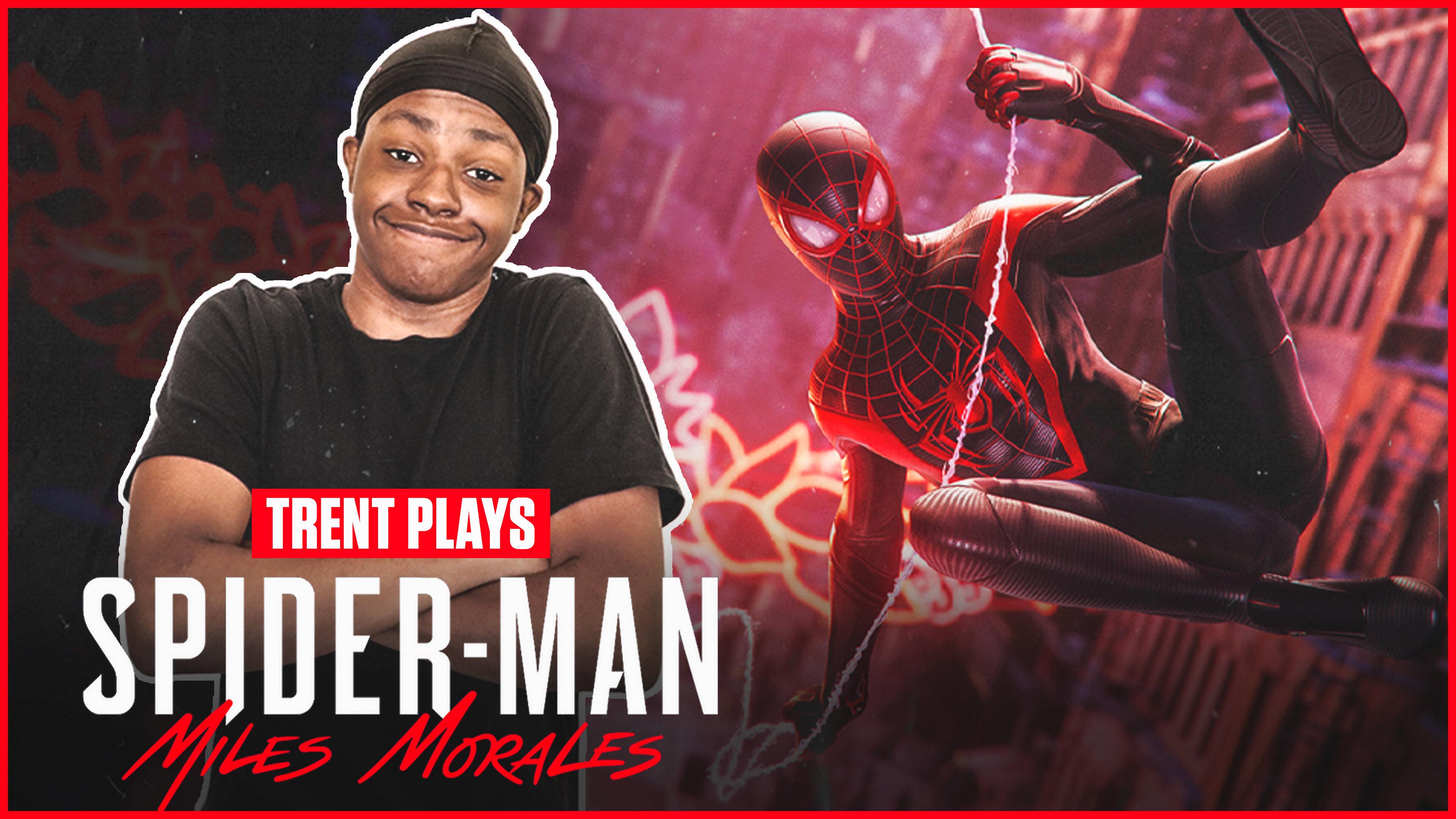 Trent's Spider-Man Miles Morales Walkthrough