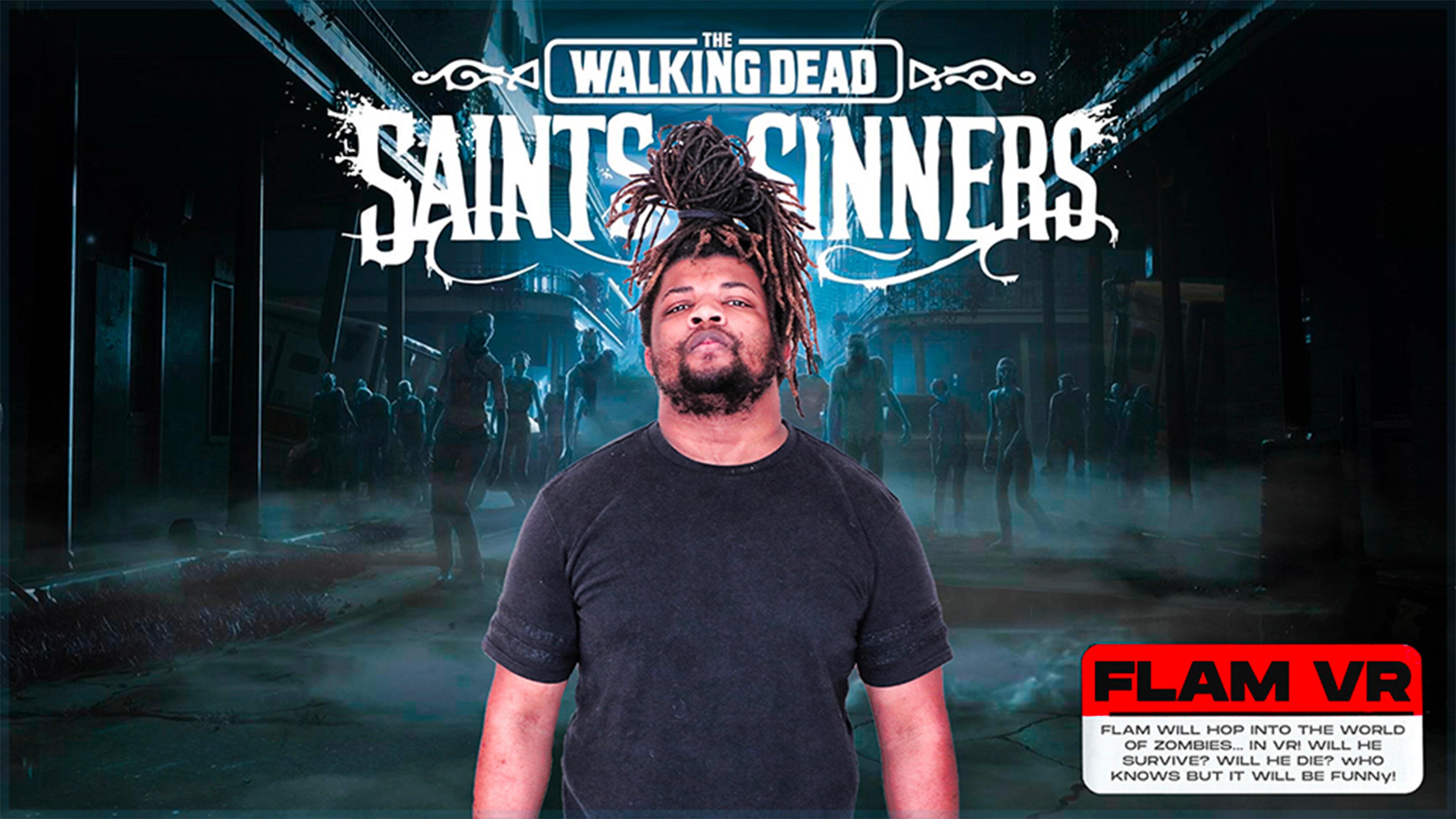Flam's Walking Dead: Saints & Sinners