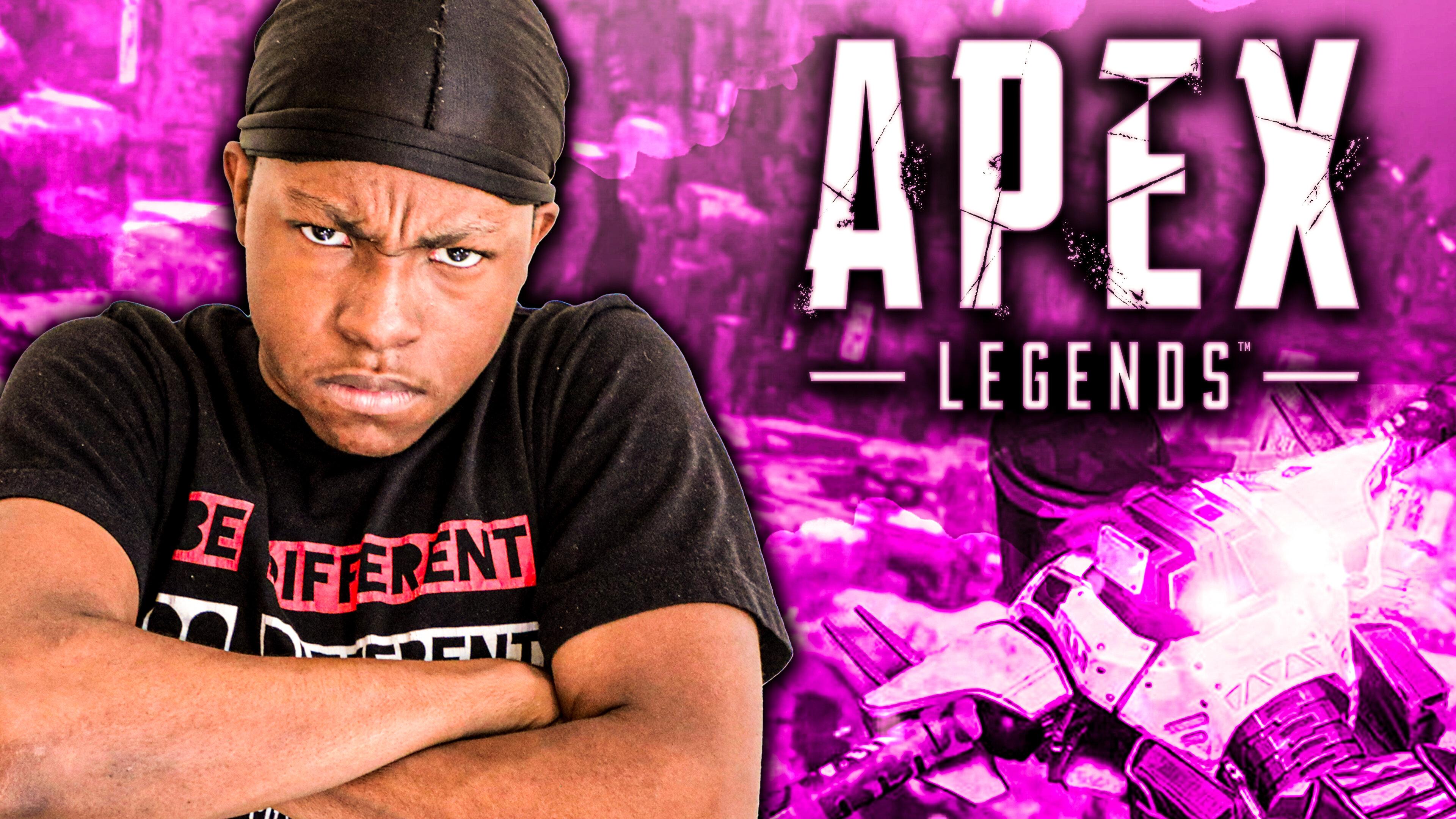 Trent's Apex Legends