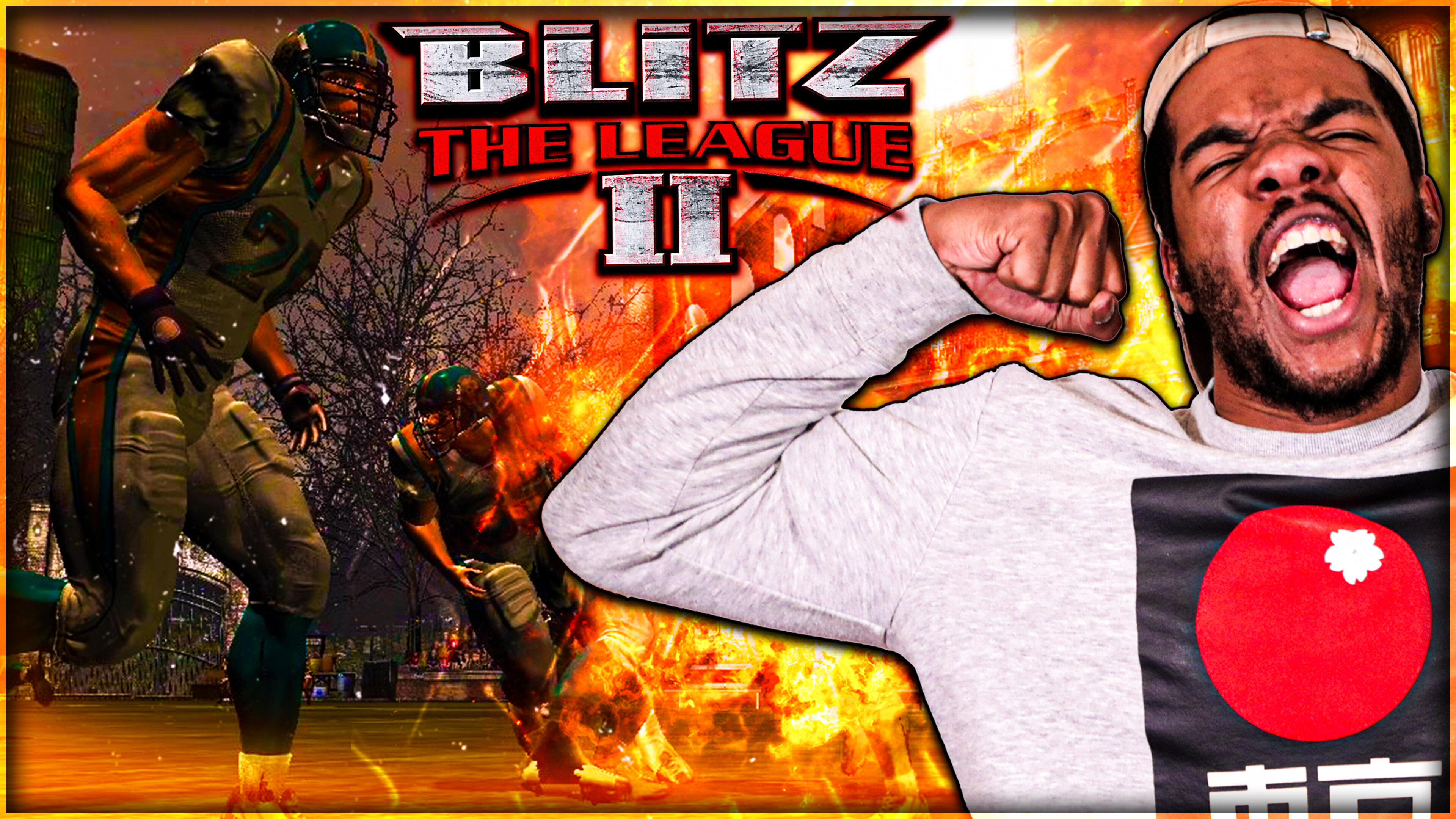 Juice's Blitz the League 2