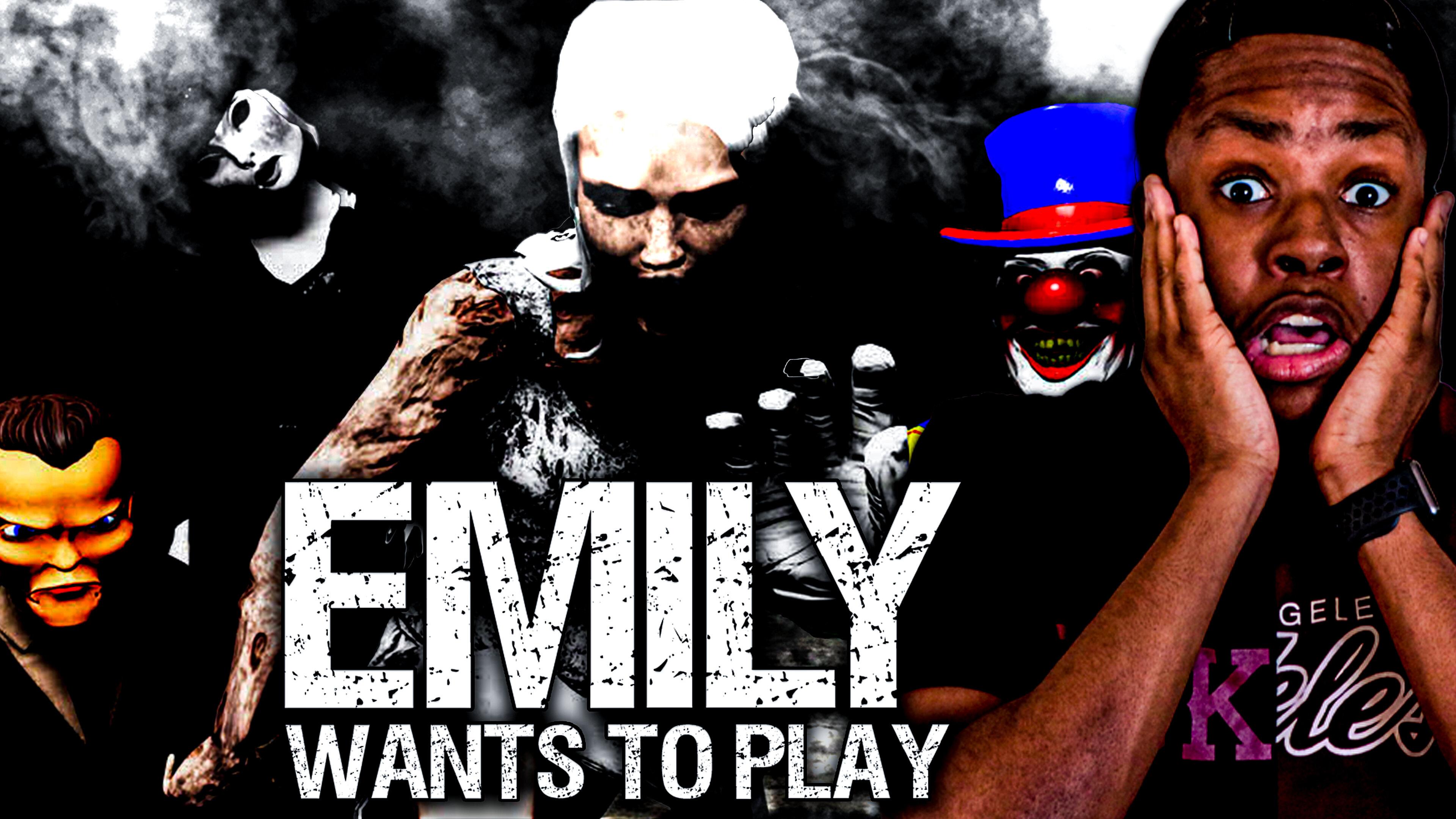 Trent's Emily Wants To Play Walkthrough