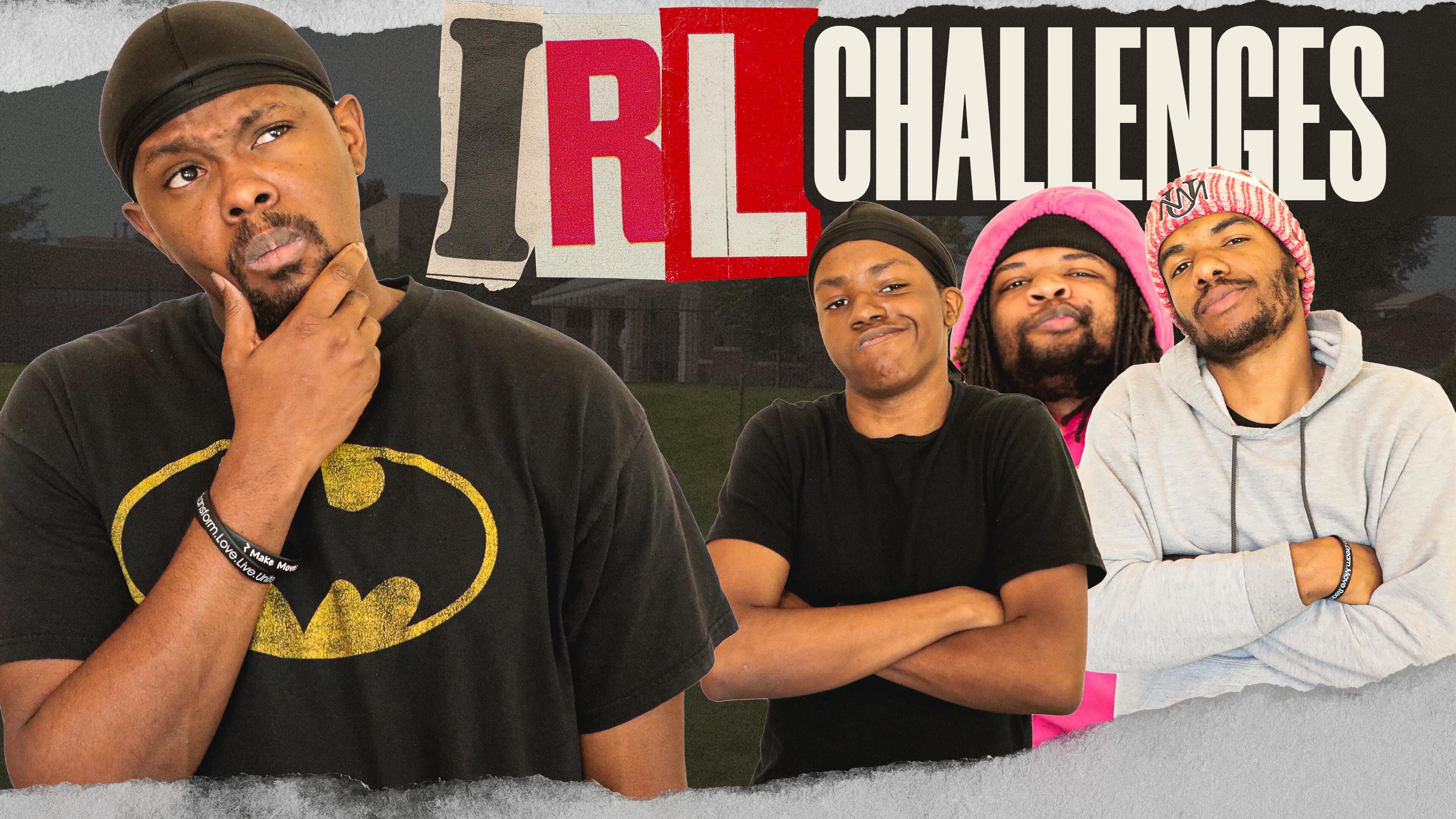 IRL Challenges