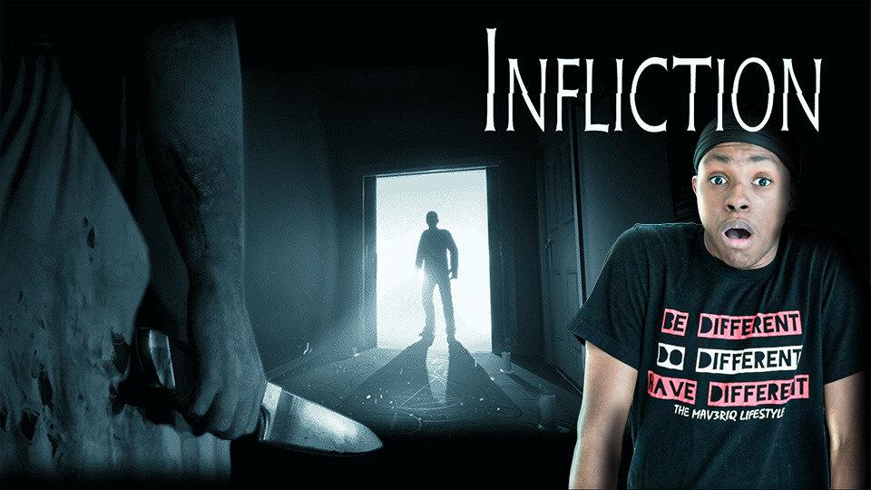 Trent's Infliction Walkthrough