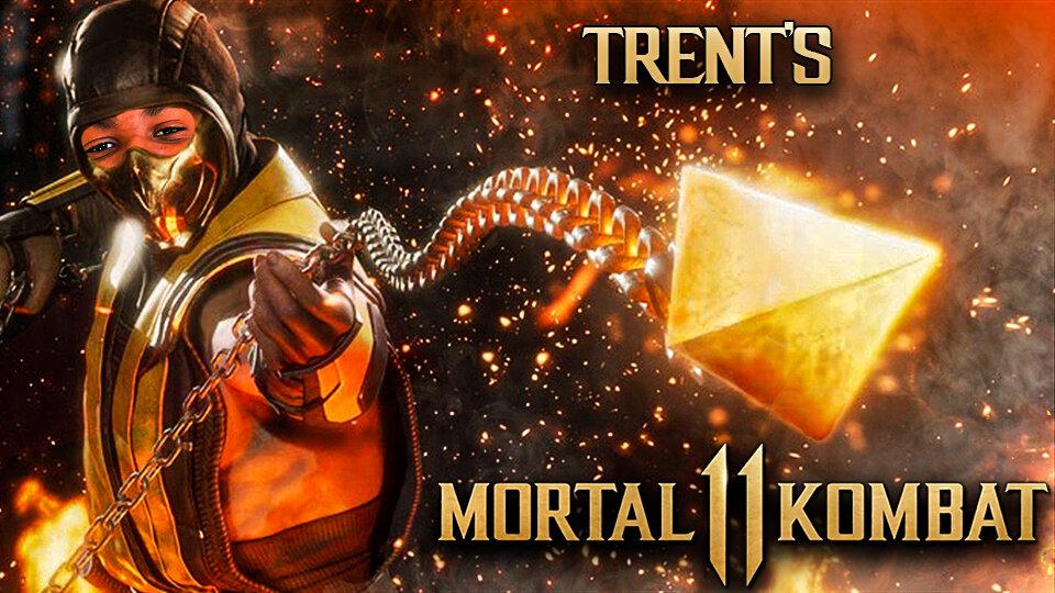 Trent's Mortal Kombat 11 Walkthrough