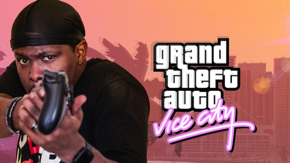 GTA Vice City Walkthrough