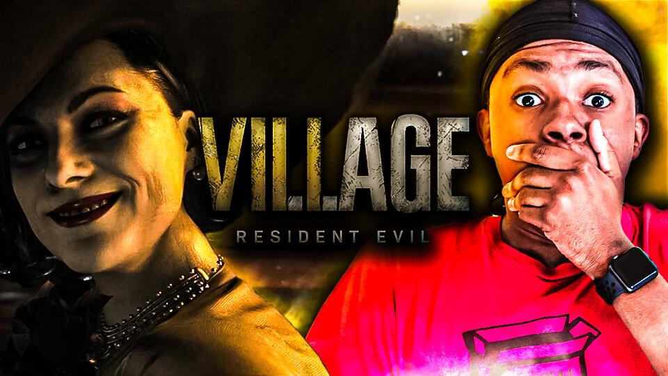 Trent's Resident Evil:  Village Walkthrough