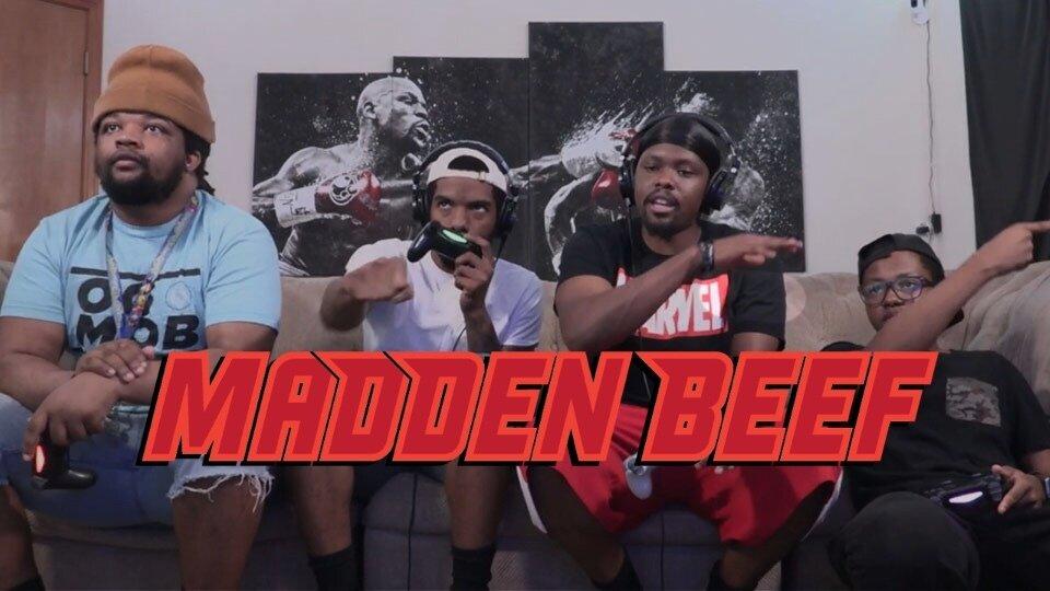 Madden Beef Games