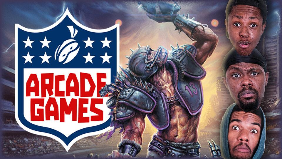 NFL Arcade Games