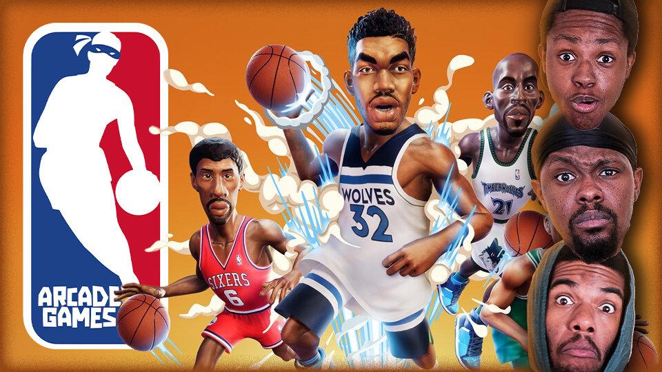 NBA Arcade Games