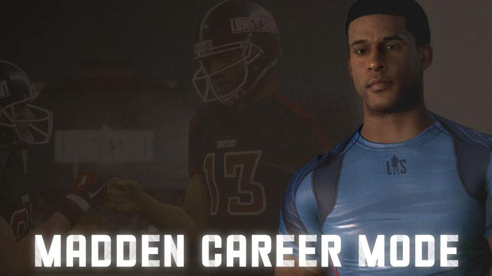 Madden Career Mode