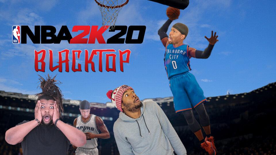 NBA 2K Blacktop