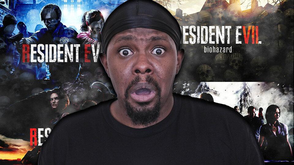 Dion's Resident Evil