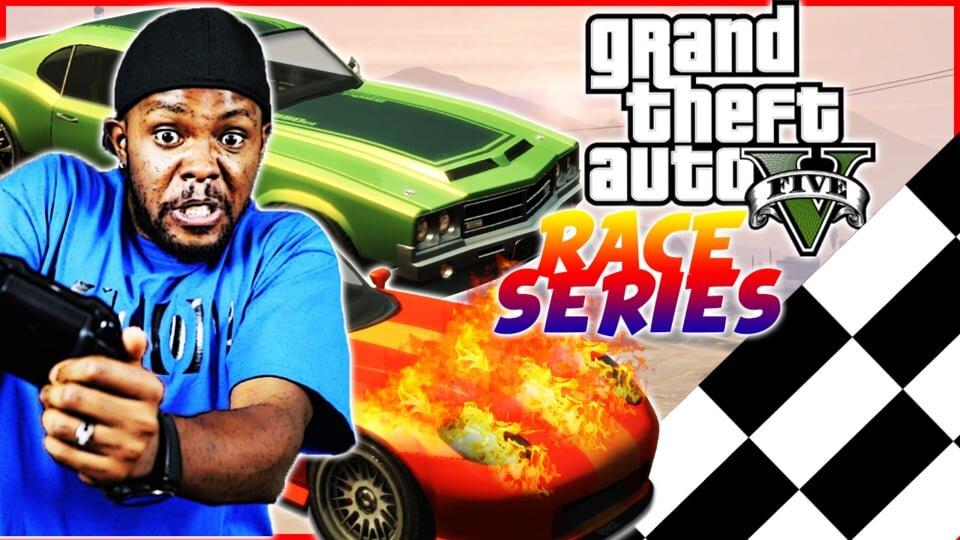 GTA 5 Race Series