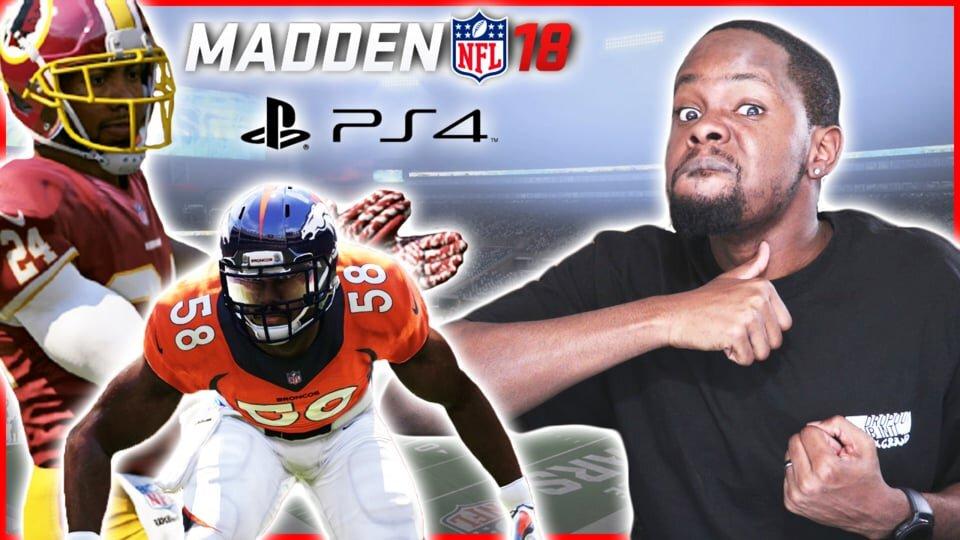 Madden 18 MUT PS4