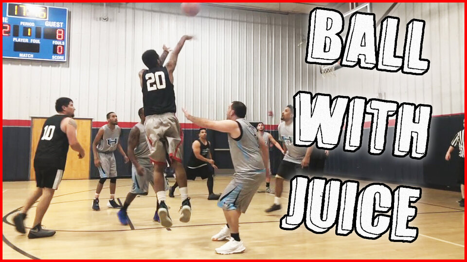 Ball with Juice